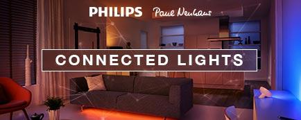 Luminaires connectés