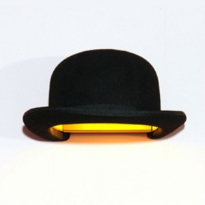 Applique Jeeves - noir/or