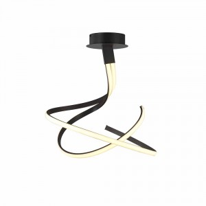 Suspension LED Nur marron H.64
