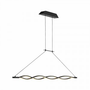 Suspension LED Sahara marron