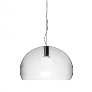 Fl/y suspension cristal - Kartell