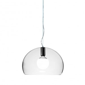 Suspension Fl/y D.38 Cristal - Kartell