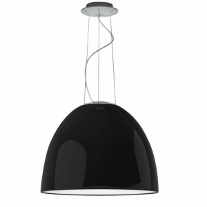 Nur Gloss suspension noire - Artemide