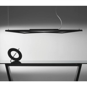 Suspension LED Arrow Noir