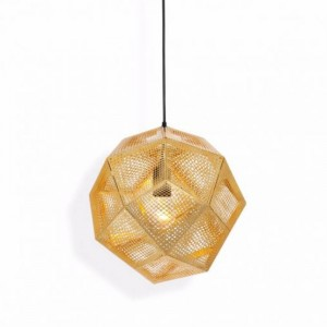Suspension Etch en laiton - Tom Dixon