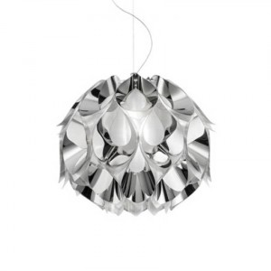 Suspension Flora Argent D.36 - Slamp