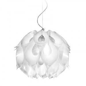 Suspension Flora Blanc D.50 - Slamp