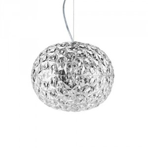 Planet suspension LED cristal - Kartell