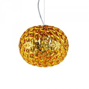Planet suspension LED ambre - Kartell