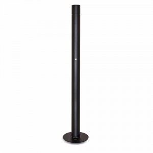 Lampadaire LED Concorde Noir - Lumen Center