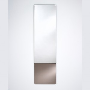 Miroir Duo Bronze 40x170