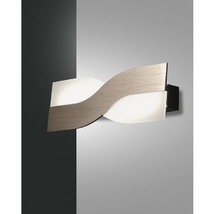 Applique LED Riace 10W bronze