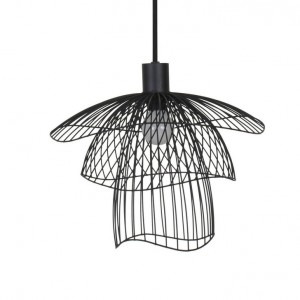 Suspension Papillon XS D.25 noire - Forestier