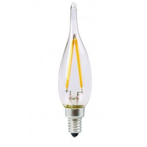 Ampoule LED Flamme Grand Siecle E10 1W