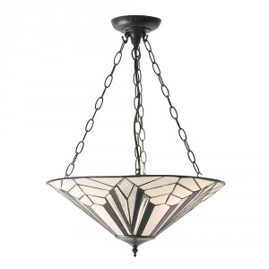 Suspension Tiffany Astoria 3x60W D.48
