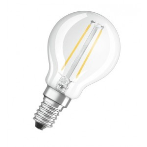 Ampoule LED filaments E14 806lm (=60W)
