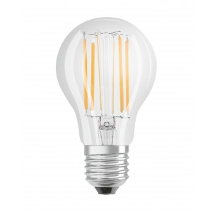 Ampoule LED filaments E27 8W 806 lm - Gradable