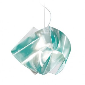 Gemmy suspension prisma Emeraude - Slamp