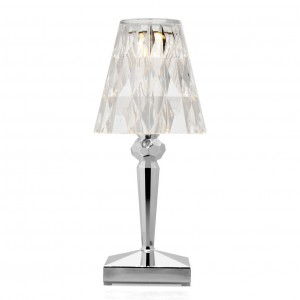 Battery Lampe Chrome - Kartell