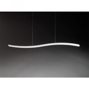 Serpentine suspension LED - Fontana Arte