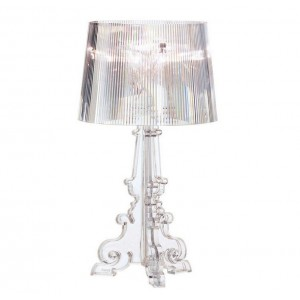 Bourgie Lampe cristal - Kartell