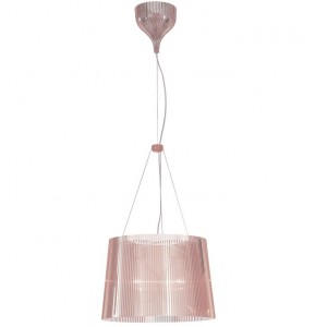 Gè suspension rose - Kartell