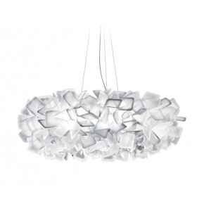 Clizia suspension large white - Slamp