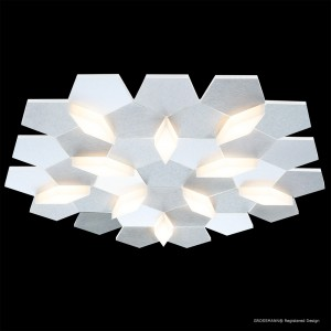 Applique / Plafonnier KARAT 10 x LED