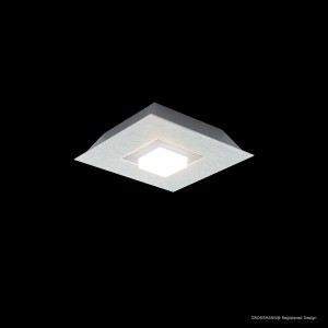 Applique / Plafonnier Karre LED - Titan