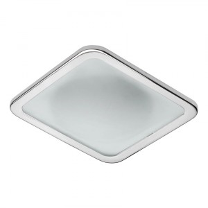 Applique / Plafonnier IP44 chrome