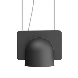 Suspension Igloo LED - Fontana Arte - Gris foncé