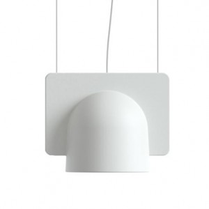 Suspension Igloo LED - Fontana Arte - Gris clair