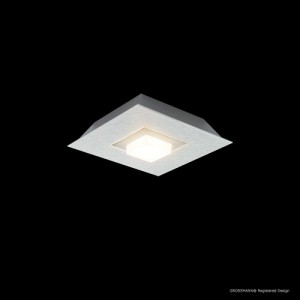Applique / Plafonnier Karree LED - Nacré
