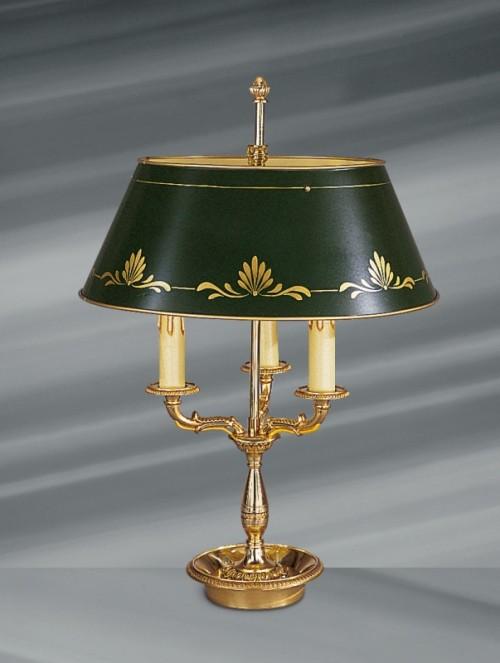 Lampe Bouillotte Empire