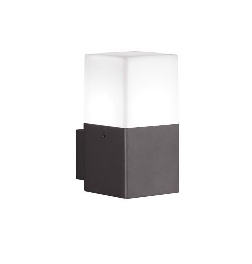 Applique d'extérieur LED Hudson Anthracite
