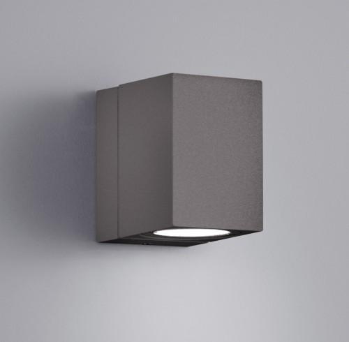 Applique d'extérieur LED Tiber Anthracite