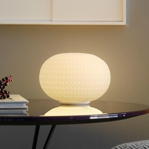Lampe à poser Bianca LED Ø16CM - Fontana Arte