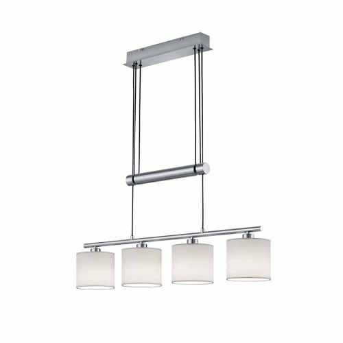 Suspension Monte & Baisse Garda 4x6W