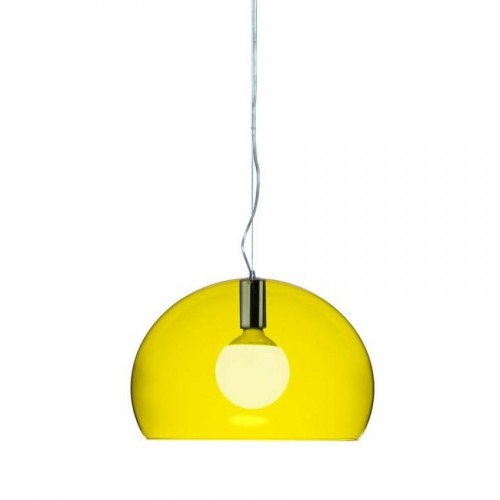 Suspension Fl/y D.38 Jaune - Kartell