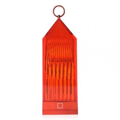 Lampe sans fil LED Lantern Rouge - Kartell