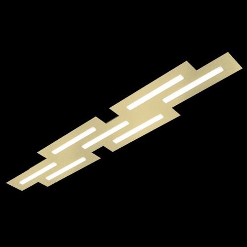 Plafonnier LED Fis laiton mat- Grossmann