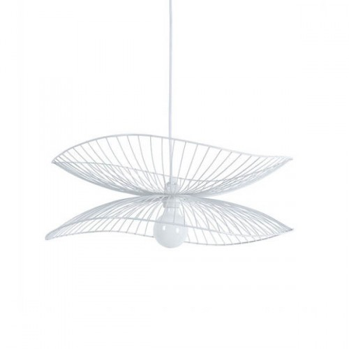 Suspension Libellule D.100 Blanche