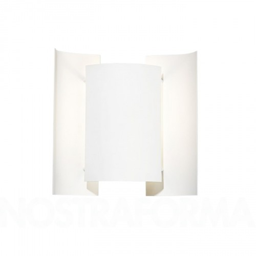 Butterfly applique murale Blanc - Northern Lighting