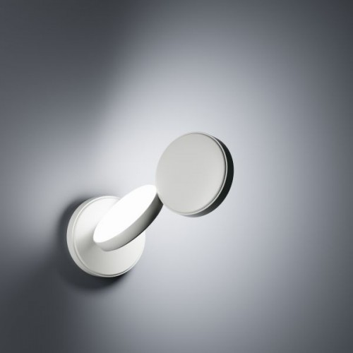 Applique Led Optunia - Fontana Arte - Blanc