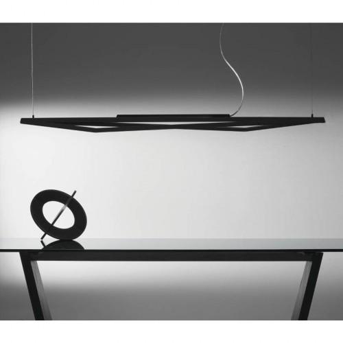 Suspension LED Arrow Noir