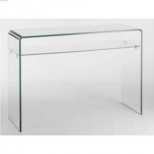 Console en verre Source H.110