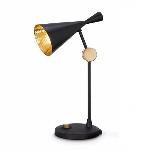 Lampe à poser Beat noir - Tom Dixon