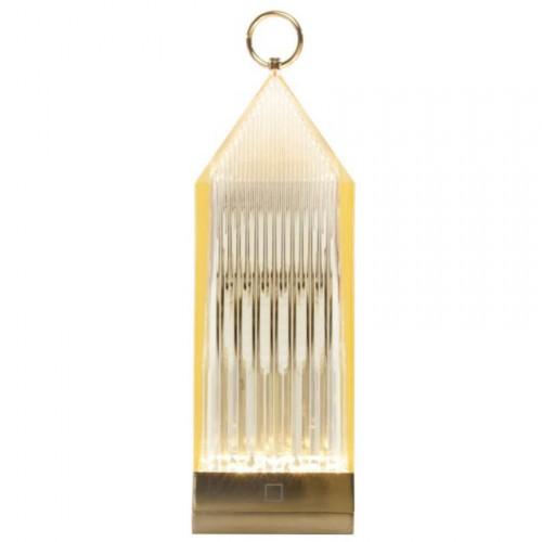 Lampe sans fil LED Lantern Ambre - Kartell