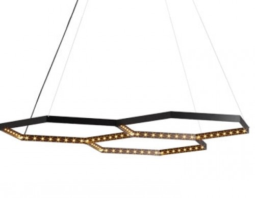 Suspension LED Hexa 3 - Le Deun