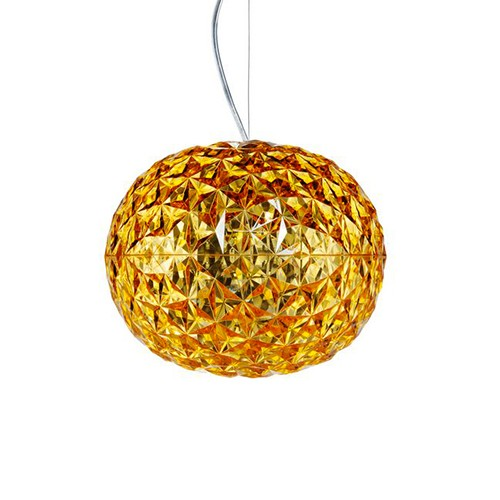 Planet suspension LED ambre - Kartell